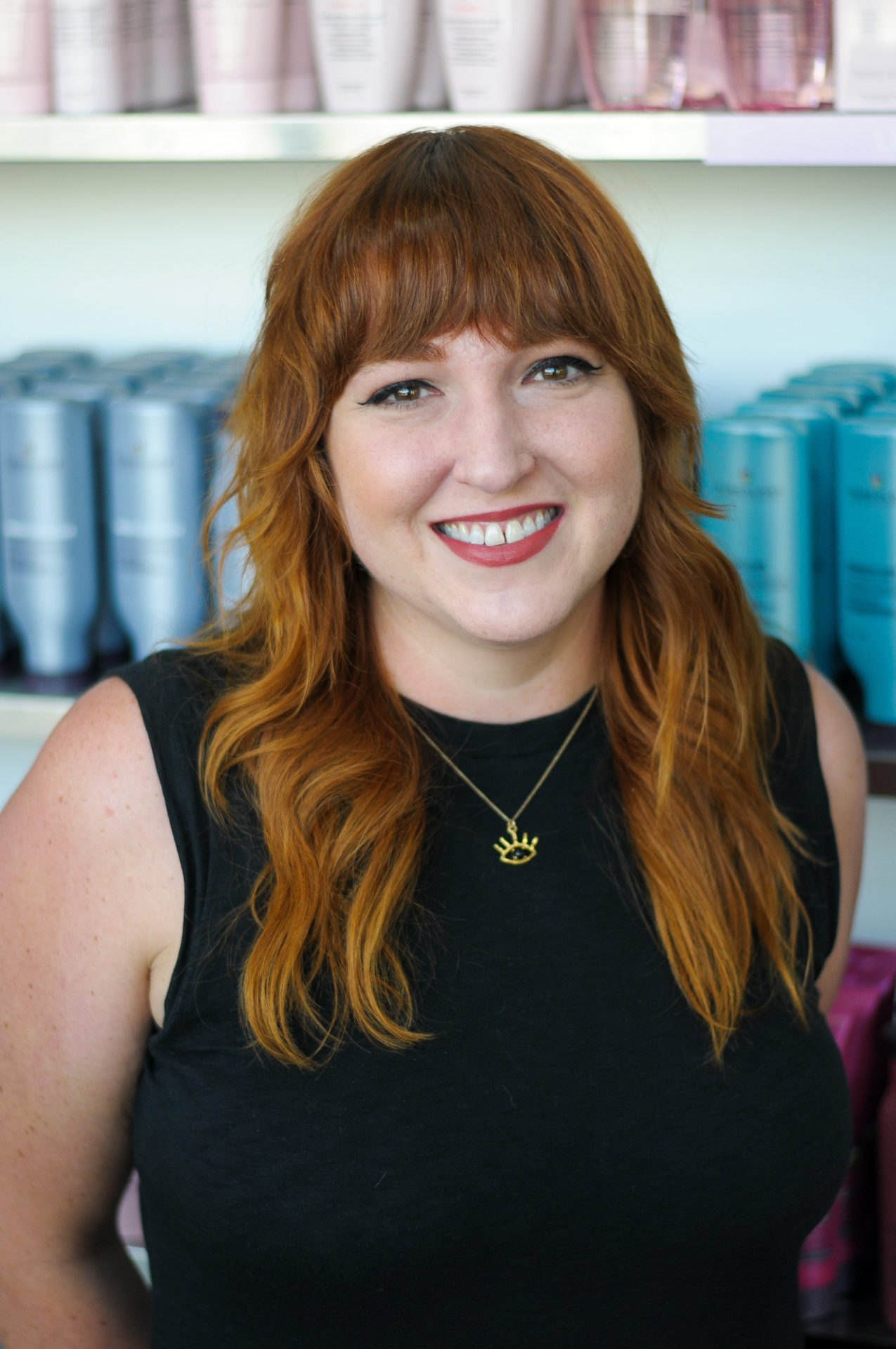 headshot of Andrea Marlowe - Guest Experience Expert